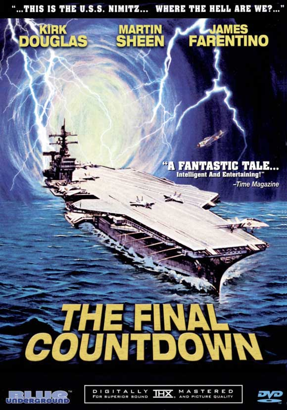 Film Countdown: Time Out: The Final Countdown