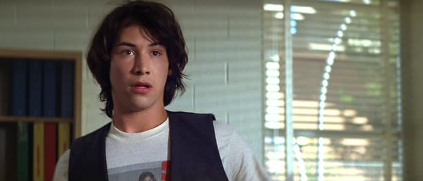 Bill And Ted Whoa Gif