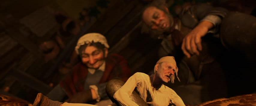 Cinema 52 | Year Two | Time Out: A Christmas Carol (2009)