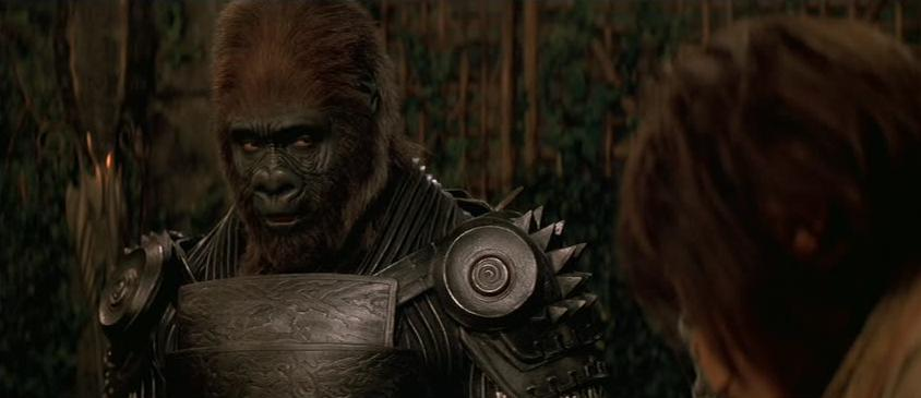 an analysis of the role reversal in the movie the planet of the apes by tim burton 32 the planet of the apes essay examples from an analysis of the role reversal in the movie the planet of the apes by tim burton through role reversal.