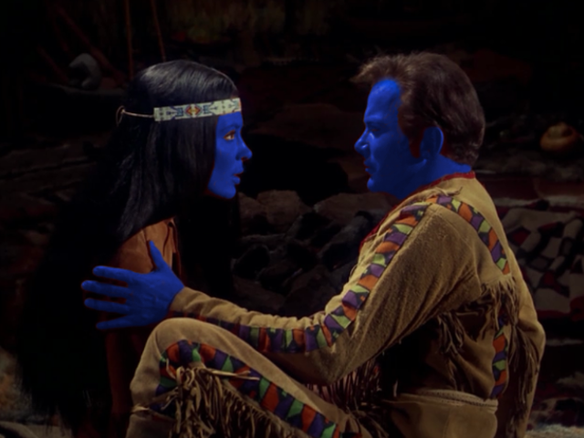 60s Avatar Jake and Neytiri
