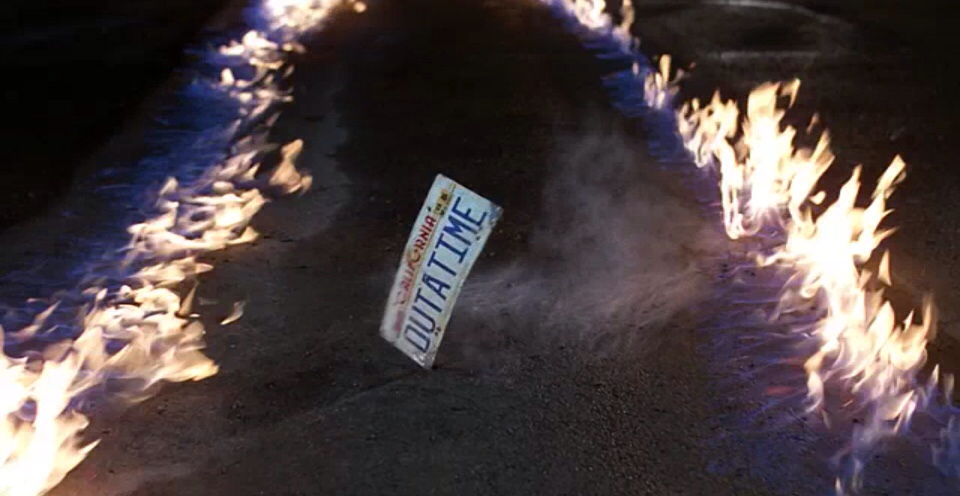 Image result for back to the future license plate