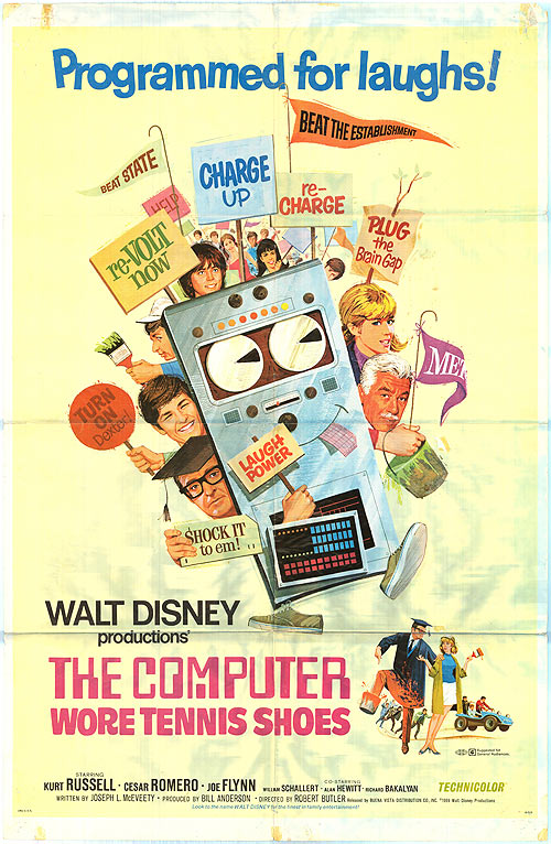 cinema 52 worst disney 52 the computer wore tennis shoes