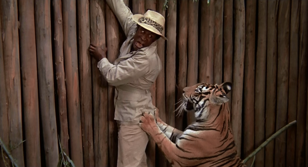 WorldsGreatestTigerButtTouching