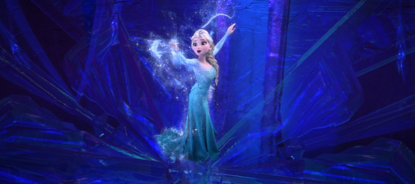 Frozen Let It Gooooo