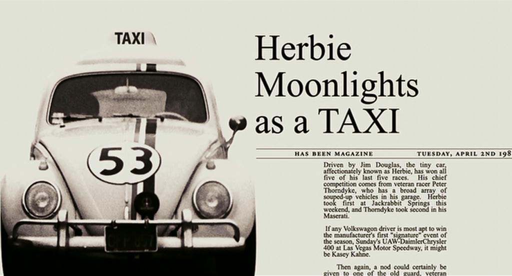 HerbieFullyTaxi