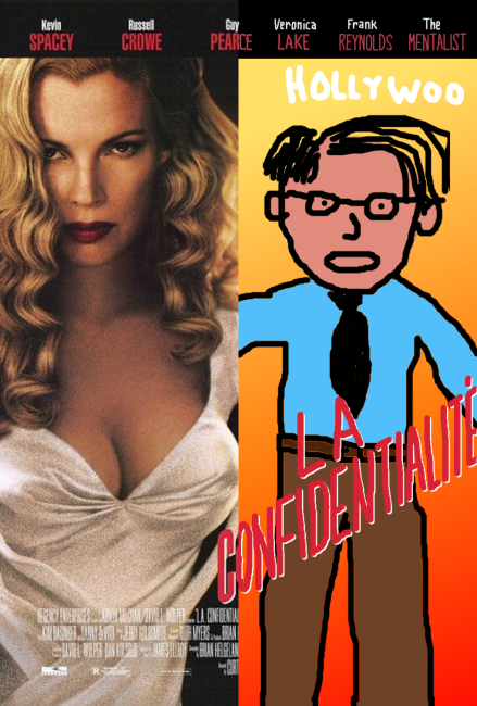 L.A. Confidential Halved